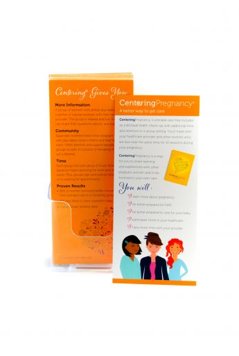 centeringpregnancy rack cards - Rack Cards